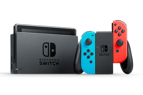 Nintendo Switch Coral