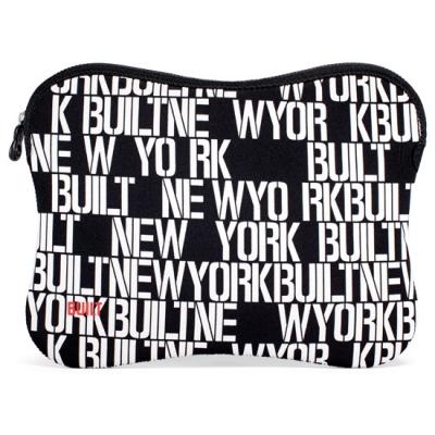 Built funda Neopreno Macbook pro 13 grafito N.Y.